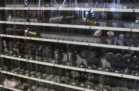 金型自動倉庫